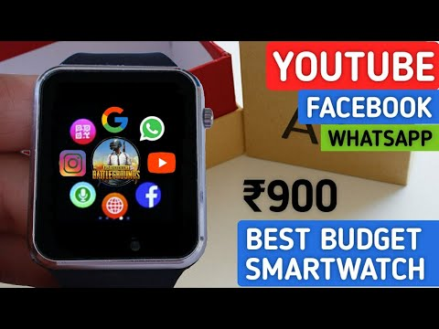 Mobicloud a1 smartwatch with camera | smartwatch under 1000 | best smartwatch with camera under 1000