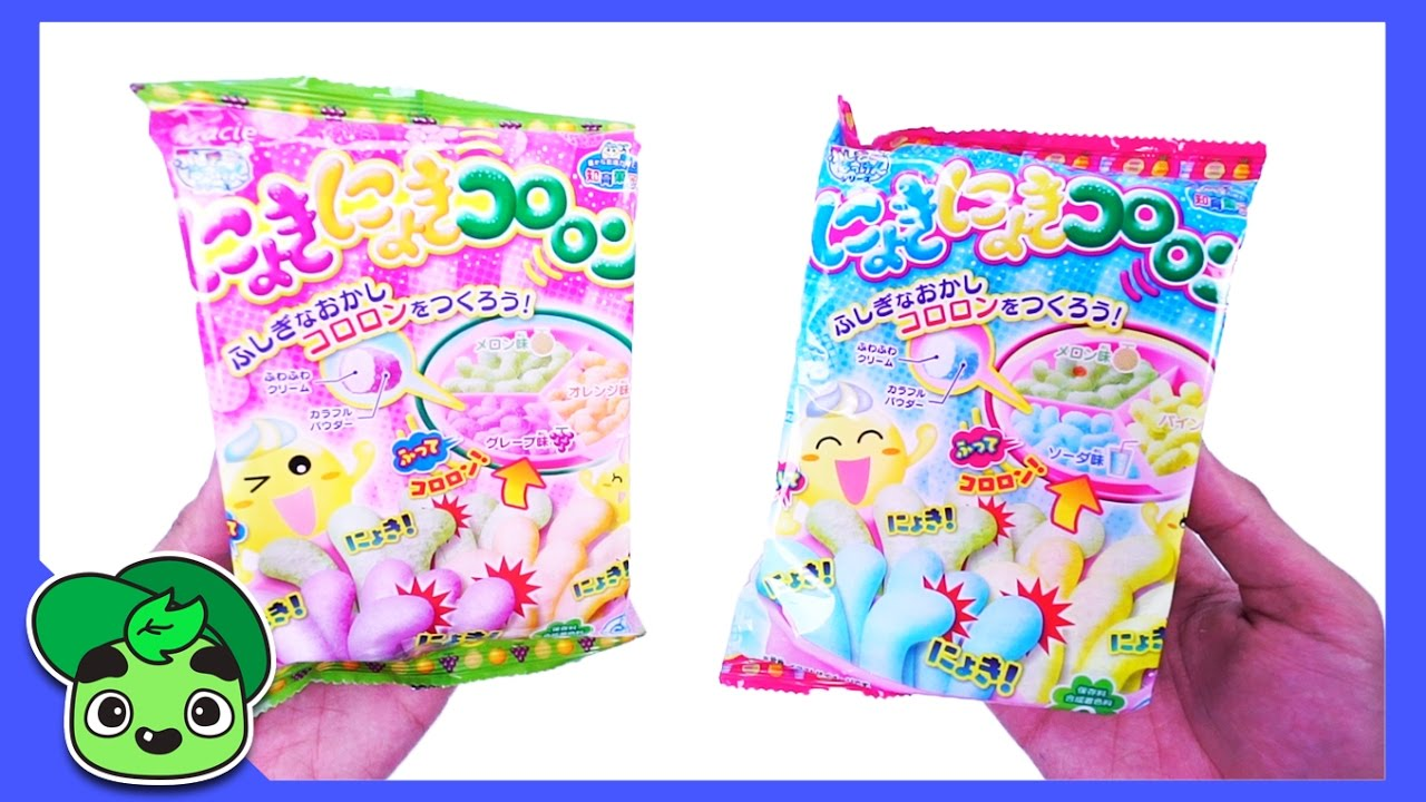 GUAVA JUICE JR Squishy Gummy DIY Kit Candy Yum~!