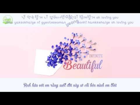 [SET][FMV][Vietsub+Kara] Beautiful - INFINITE