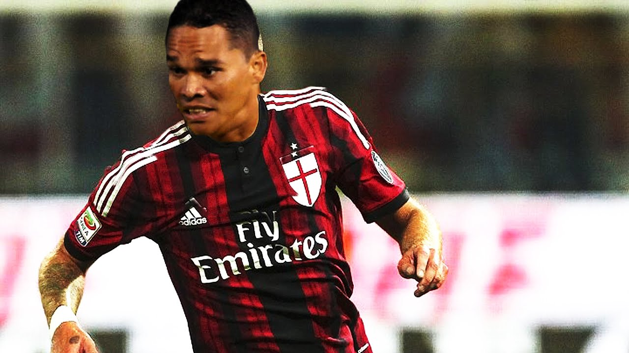 Carlos Bacca ○ Wel e to Milan ○ Amazing Goals 2013 2015