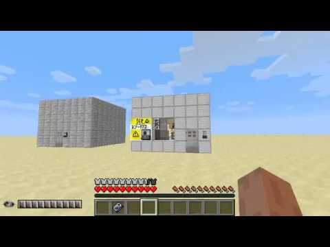 Minecraft - SCPCraft SCP-096 and SCP-173