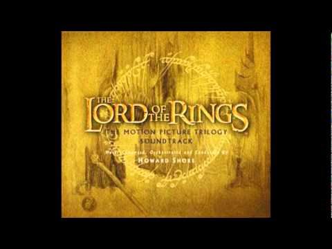 The Lord of the Rings - Soundtrack - The Shire