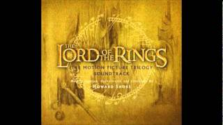 the lord of the rings soundtrack the shire