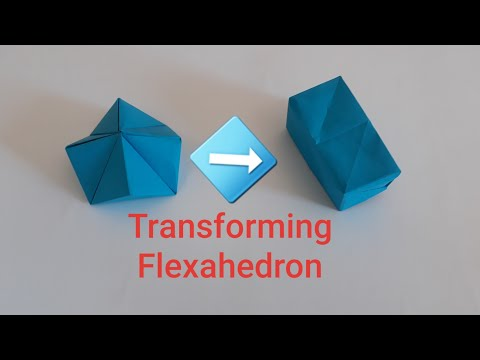 Easy paper crafts without glue and scissors ll DIY paper toys easy