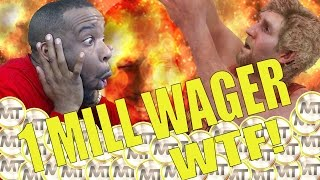 1 mill wager most bullshi game winner ever nba 2k16 teamup gameplay