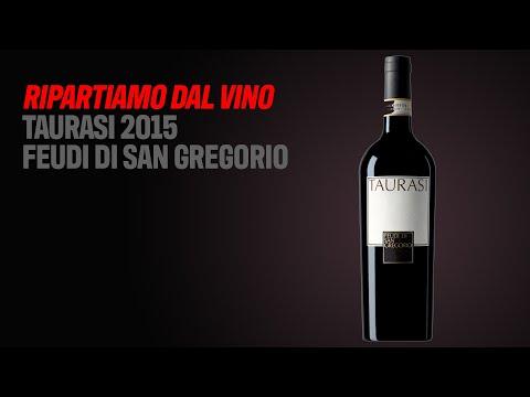 Ripartiamo dal vino: Taurasi 2015 Feudi di San Gregorio from YouTube · Duration:  6 minutes 52 seconds