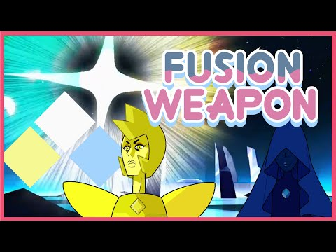 Steven Universe Theory: Diamond Fusion Weapon?!?