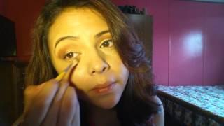 Natural glamorous makeup Thumbnail