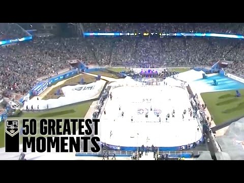50 GREATEST MOMENTS  The Stadium Series