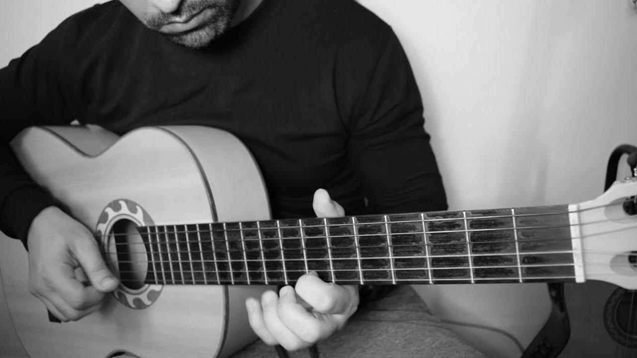 Quarantine - Guitar Cover Maroc 2020