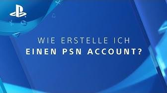Anleitung: Wie erstelle ich ein PSN-Konto?
