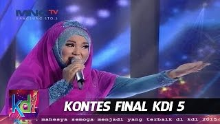 "Video Evie Tamala "" Dikau "" Kontes Final KDI 2015 (26/5) download MP3, 3GP, MP4, WEBM, AVI, FLV November 2017"