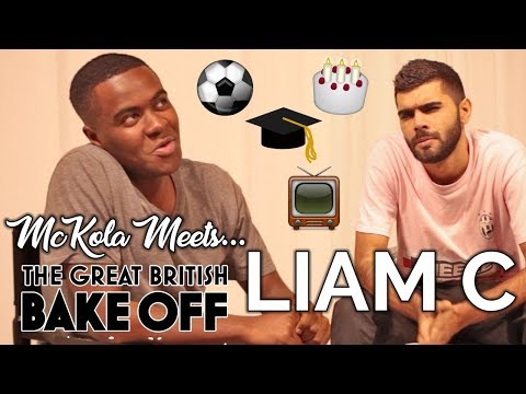 Great British Bake Off's Liam Charles | McKola Meets... | @LiamCBakes