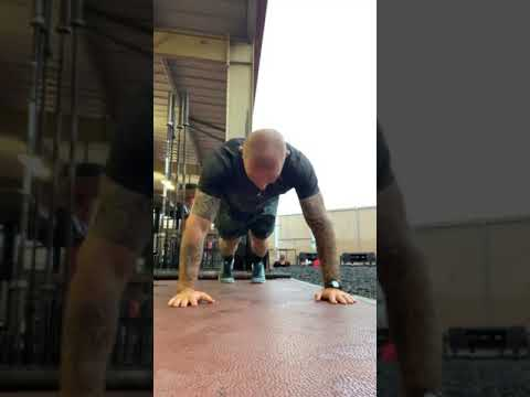 Marine Special Operations Command full body weight calisthenics workout (short card)
