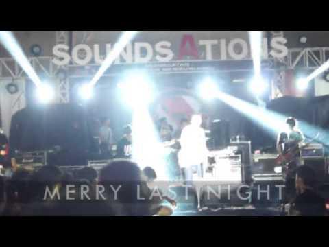 Merry Last Night - Intro + Indah Dunia (Live)
