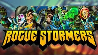 Rogue Stormers Level One Gameplay and stage complete.