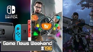 Игровые Новости — Game News Weekend #196 | (Nintendo Switch, Half-Life 3, Mass Effect: Andromeda)