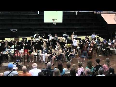 Haynes Academy School Concert 2013