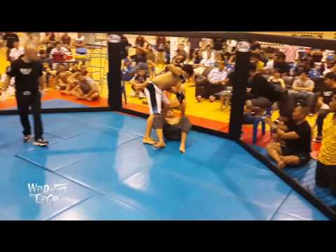 "War in the Cage 5 [Fight 24]: ""รอดี KPS vs The never say die"" Middleweight (-185lb)"
