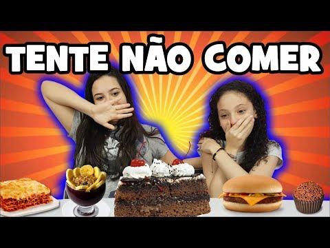 TENTE NÃO COMER #2 Ft. DIÁRIO DA CAROL
