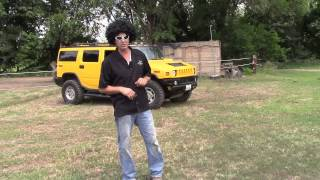 Johnny Magic H-2 Hummer Duramax Diesel  conversion Road Test Hybrid