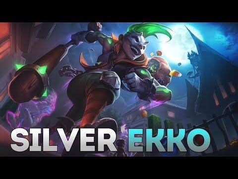 JUNGLE PATHING EXPLAINED - Silver Ekko Jungle Coaching