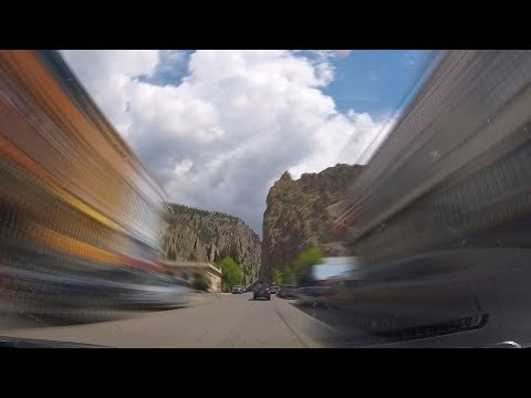 GoPro Time Lapse of our Epic Road Trip from Texas to Colorado
