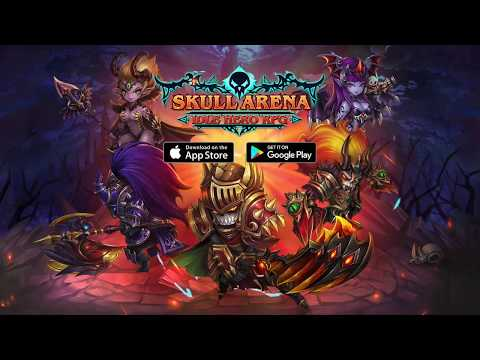 Skull Arena: Idle For Pc - Download For Windows 7,10 and Mac