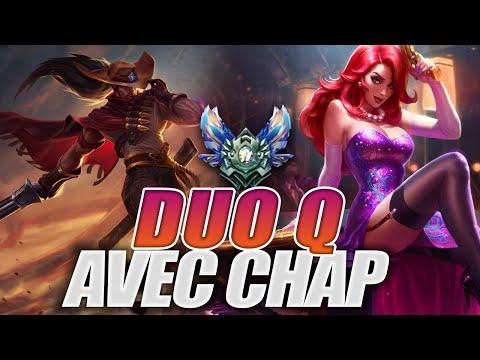 Vidéo d'Alderiate : [FR] DUO AVEC CHAP - YASUO & MISS FORTUNE - DIAMANT 1