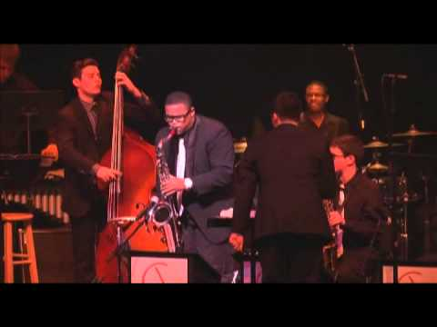 HIT THE ROAD JACK, UROS PERIC, PERICH, PERRY, STIVERS JAZZ ORCHESTRA, DAYTON