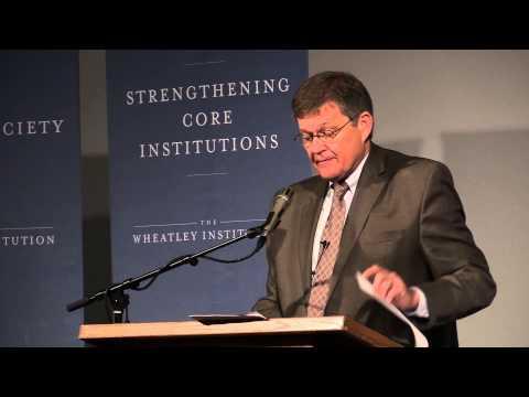 """Founding a 'Republic of Virtue'""  by Dr. Daniel N. Robinson. Read by Richard Williams"