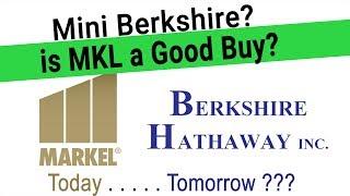 The Mini Berkshire Hathaway - is MKL's Stock a Good Buy