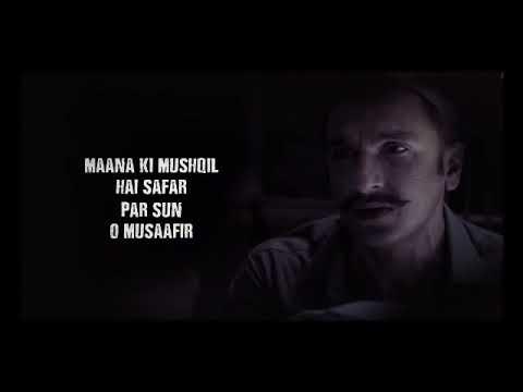 Bandeya rey bandeya (motivational)| Asees kaur,Arijit singh | video song-whatsapp status.