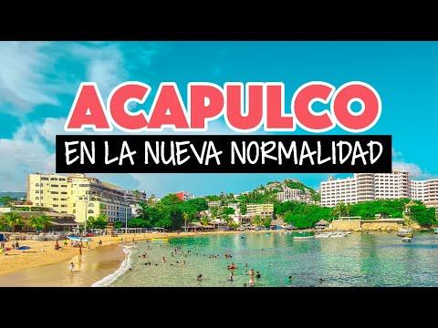 Así es viajar a  Acapulco en la nueva normalidad  | Viajes en México 2020