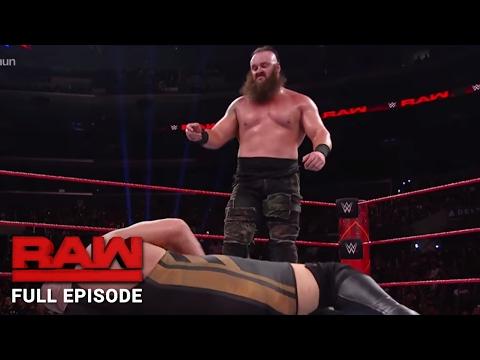 WWE RAW Full Episode, 20 February 2017
