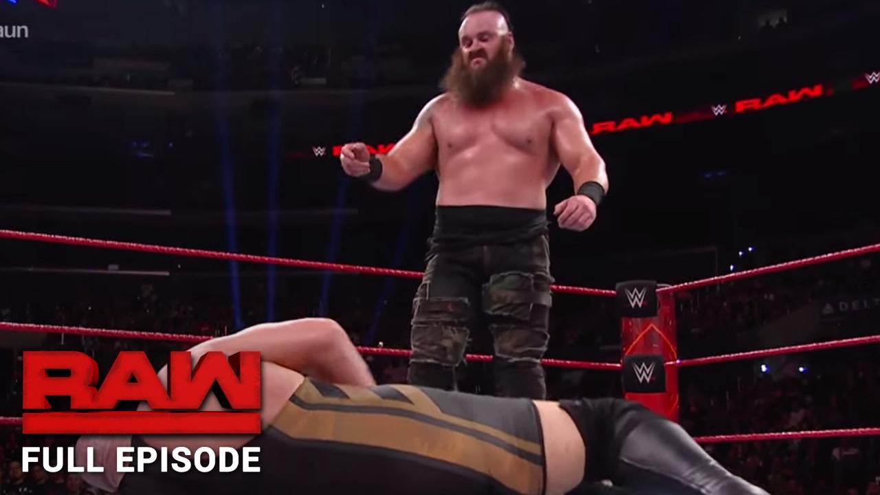 Watch WWE RAW Episodes Online Free - WatchWrestling24