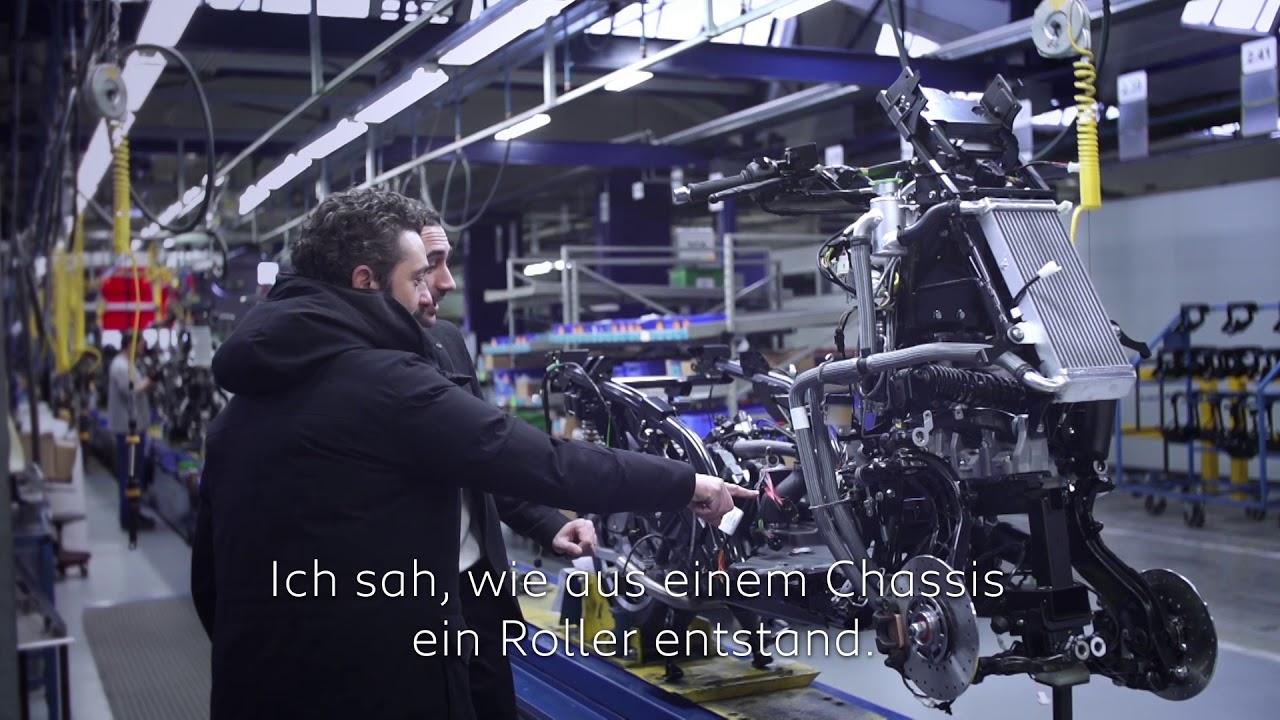 """peugeot metropolis: der 3-rad roller 100% """"made in france"""" mit 120"""