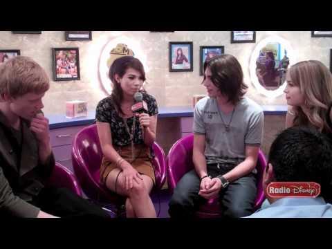 Lemonade Mouth Cast - Quiz Part 3 With Ernie D