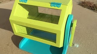 How to Build a Raffle Ticket Tumbler (1 of 3)