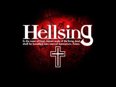 logos naki world (hellsing theme)