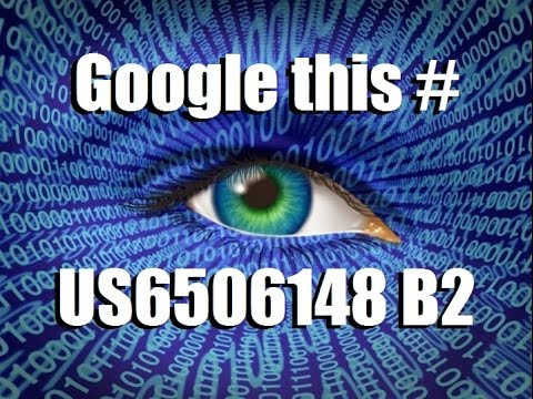 Mind Control Patent US 6506148 B2
