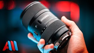 Go Buy This Lens Right Now! // Sigma 18-35mm F1.8 Review
