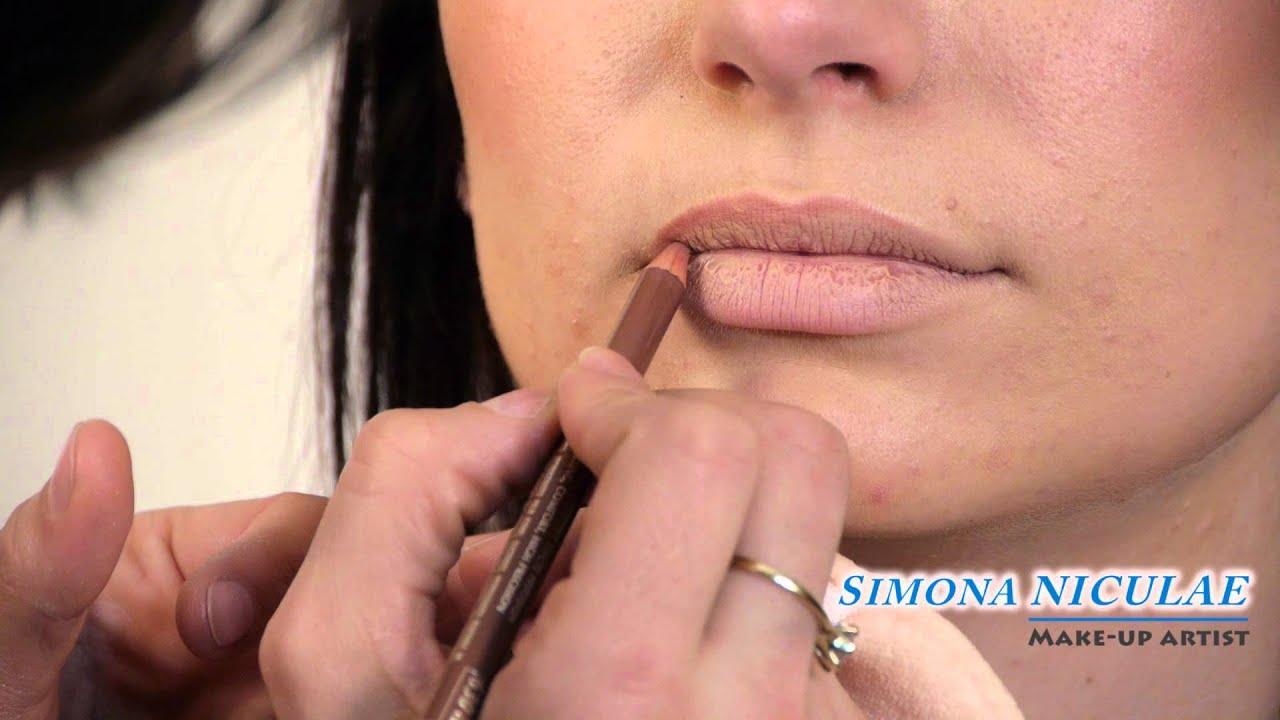 Demo Video Tutorial Machiaj Profesional Buze Mireasa Makeup Artist