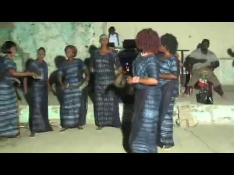 Sukuta  Youths Cultural Carnival 2016 Pt1