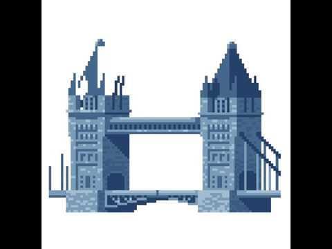 Pixel Art Big Ben Youtube