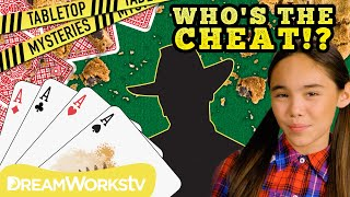 Who is the Cheating Poker Player? | TABLETOP MYSTERIES