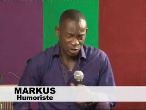 "Markus Show 2""LA BIERE""sur LTM TV Emission JABAMA_DOUALA_CAMEROUN"