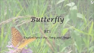 Butterfly (Prologue Mix) - English KARAOKE - BTS