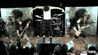 Hot Sessions Remastered: Suicide Silence - lifted