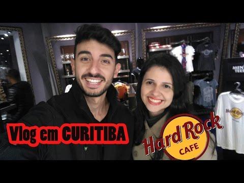 VLOG - Hard Rock Café - Curitiba